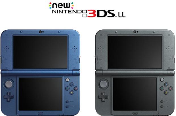 ニンテンドー3DSの本体更新でホーム画面のSSが取れるようになったぞ!?【3DSでSSを撮る方法】