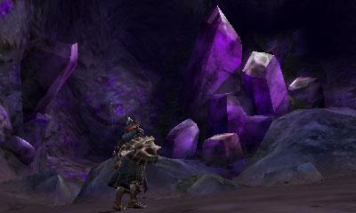 【MH4G】元旦イベクエ「桃岩竜からの贈り物」、星石の結晶が大量に手に入るお年玉クエストだった!?