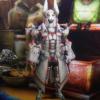 【見た目装備・男】独特の雰囲気を持った、『異界の白騎士』!【hazuki様投稿】