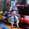 【見た目装備・女】キリンX腰がポイント!『狩猟民族風・キリン鉄砲娘(サポ)』!【夜月様投稿】