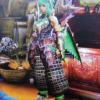 【見た目装備・女】実用性も兼ねた剣士用無慈悲装備、『龍と人の混血』!【aki様投稿】