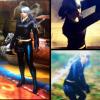 【見た目装備・女】リアル感たっぷり!G級探索不屈装備、『黒ジャケットおねーさん』!【raion様投稿】