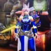 【見た目装備・女】驚きの再現度の、『Fate/extra キャスコ』!【littlefox様投稿】