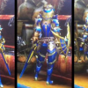 【見た目装備・女】全身青の統一感が眩しい!その姿はまさに『勇者(女)』!【KKP様投稿】