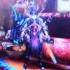 【見た目装備・男】ゴアXとエースXのダークな色合いが似合う、『魔界の棍使い』!【黒兎様投稿】