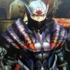 【見た目装備・男】存在感のあるメイクが特徴的な、『戦場に赴くドラキュラ伯爵』!【hazuki様投稿】