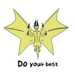【Do your best】モンハン部夏のTシャツ決定戦、『にこやかシャガル』がウザすぎると私の中で話題に。