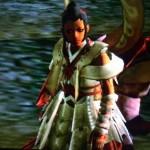 【見た目装備・女】スラアク用の和服装備!『花魁魔剣士』【ムラカミアキラ様投稿】