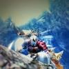 【見た目装備・男】初心者でも安全に戦える!『大剣装備・GX教祖』【モンド様投稿】
