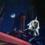 【見た目装備・女】エスカドラとGXミラバルZが似合う、『宵闇に煌めく紅き一閃』【翔利様投稿】