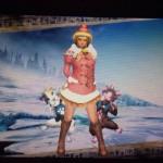 MHX見た目装備・女|組み合わせが可愛い、『☆メリークリスマス☆』【rin様投稿】