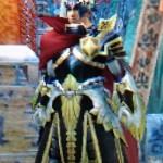 MHX見た目装備・男|宝銃を携えた、『王国の近衛銃士』【輝火様投稿】