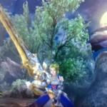 MHX見た目装備・女|Fate:セイバー装備2種、『約束された勝利の剣』『赤い皇帝様』