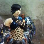 MHX見た目装備・女|立ち撃ち貫通ヘビィ装備『一匹狼の重弩師』【KURO様投稿】