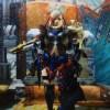MHX見た目装備・女|紅兜とデスギア胴でワイルドに!『孤高のガンナー』【壱様投稿】